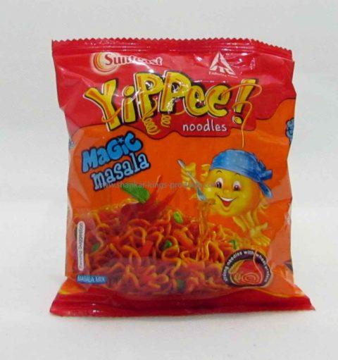 Yippee Noodles Magic Masala – Shankar & Co Ltd.